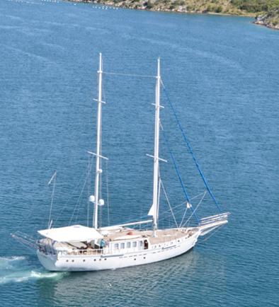 Gulet Mediterranean Sea