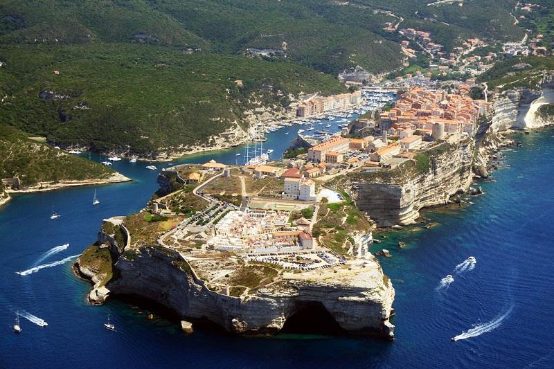 "bonifacio corsica "" France Island"""