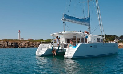 Ponza Islands Last Minute Catamaran Lagoon